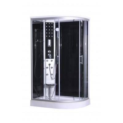 Sprchový box VARIO levý 120x80x215 (CL120)